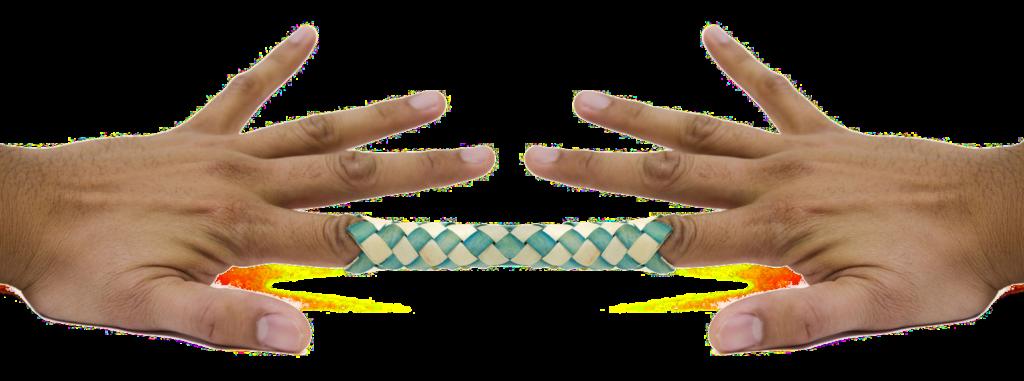 מלכודת אצבעות סינית
